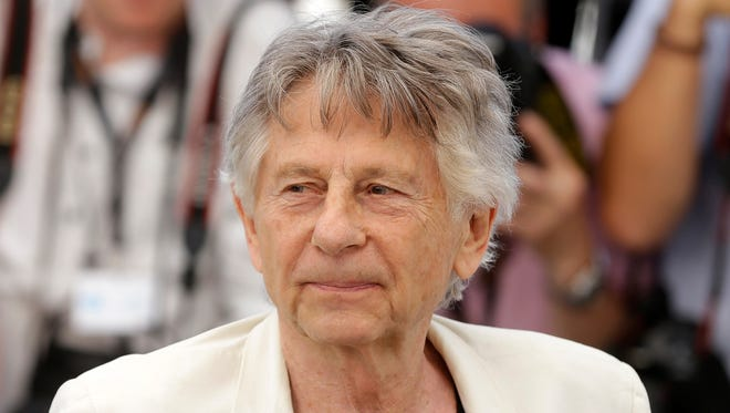 Roman Polanski on May 27, 2017 in Cannes.