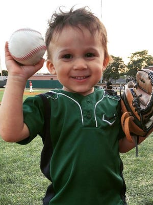 Two-year-old CJ needs a bone marrow match and transplant, and all interested can register for Be The Match 7 a.m.-noon Thursday, Dec. 8 at BMH's South Atrium.