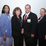 The Central Jersey chapter of the National Association of Women Business Owners has renamed its SEED Award the Barbara A. Fuller SEED Award. The award will honor the mentorship its late spokeswoman and past president provided young entrepreneurs, now the field for the new award. Fuller, far left, is pictured with organizers of last year's NAWBO-CJ awards banquet.