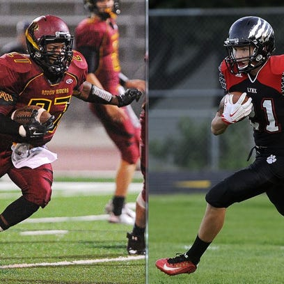 Roosevelt and Brandon Valley will meet up Oct. 9.