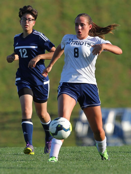 Powdersville vs Carolina Academy girls soccer