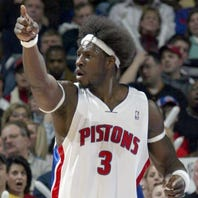 All-Palace Pistons teams, plus All-Palace opponents