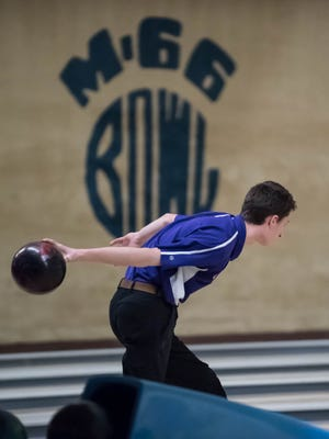 M-66 Bowl hosted the All City Bowling Match between Lakeview and Pennfield on Dec. 14.