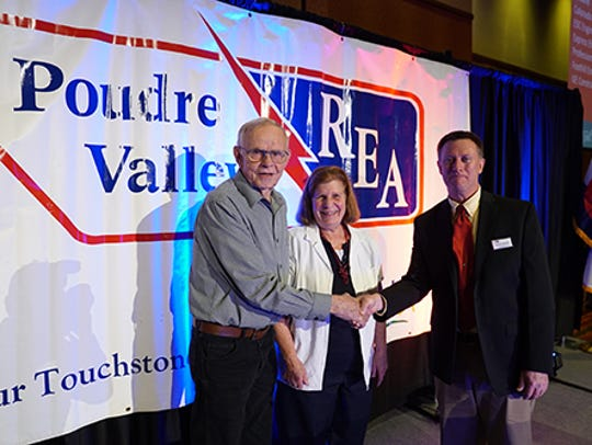 Poudre Valley REA serves 41,000 homes and businesses