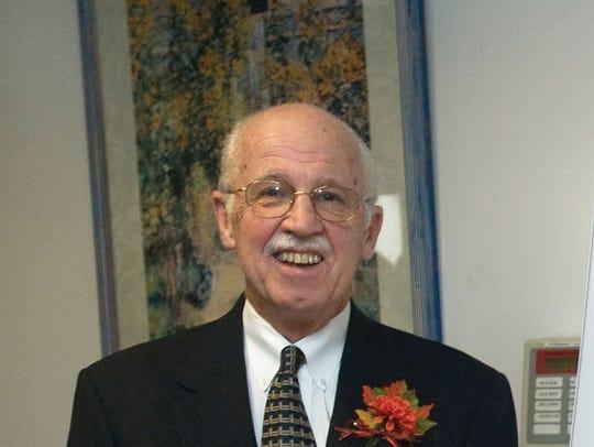 Dr. James P. Marvel