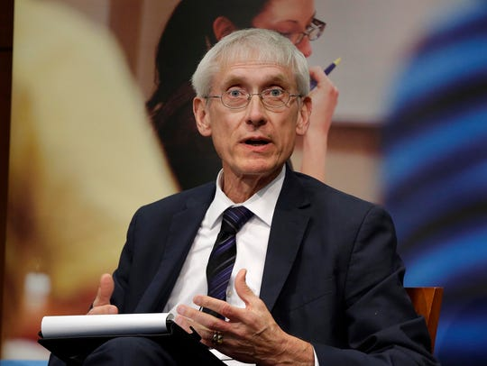 State Superintendent of Public Instruction Tony Evers.