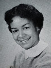 Metuchen High School is researching an inaugural Hall of Fame induction class. This is a yearbook photo of Gail Fisher, who won an Emmy Award in 1970 for her portrayal of Peggy Fair, secretary to the gumshoe played by Mike Connors on the CBS television series ''Mannix,''. She died on Dec. 2 at a hospital in Los Angeles. She was 65.