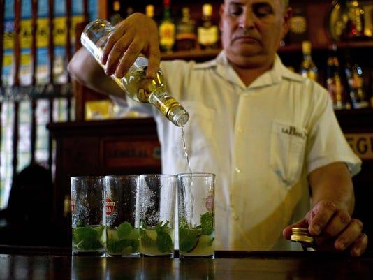 Cuban Rum Gambit