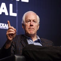 Cornyn, Texas colleagues push improved gun background checks into law