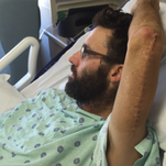Cyclist paralyzed; driver faces $750 fine