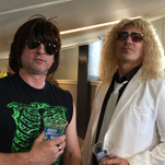 Spinal Tap breaks news at Pensacon of a follow up musical