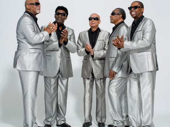 The Blind Boys of Alabama play a free show tonight