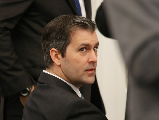 Former North Charleston Police Officer Michael Slager Murder Trial