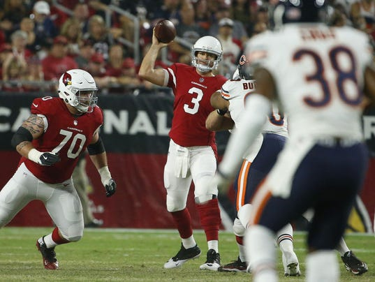 Arizona Cardinals vs. Chicago Bears