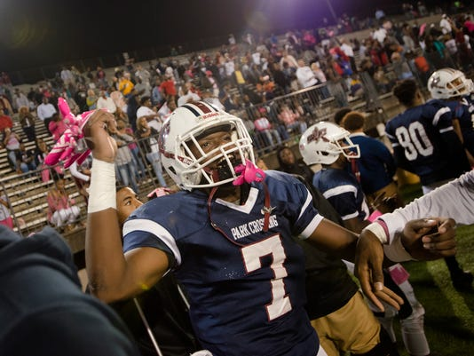 HS Football: Park Crossing vs. Lanier