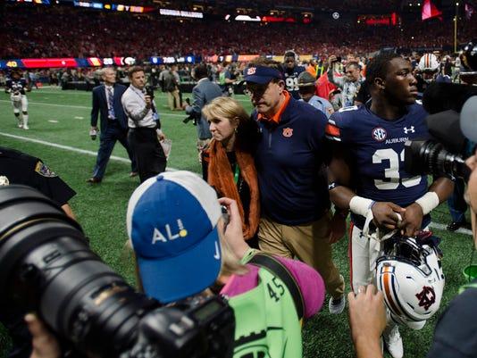 GAMEDAY: Auburn vs. Georgia SEC Championship