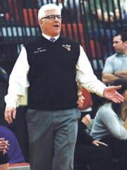 Joe Whalen is the new head girls basketball coach at St. Thomas Aquinas
