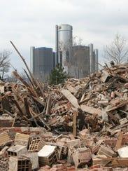 Detroit blight