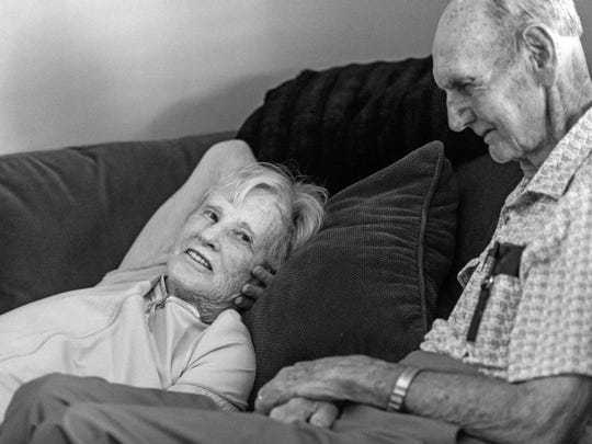 Couple Dies Together