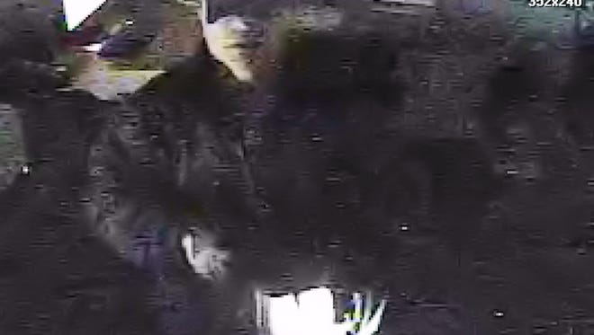Police are looking for a suspect who stole $4,500 from Tiff's Casual Grill in Pequannock.
