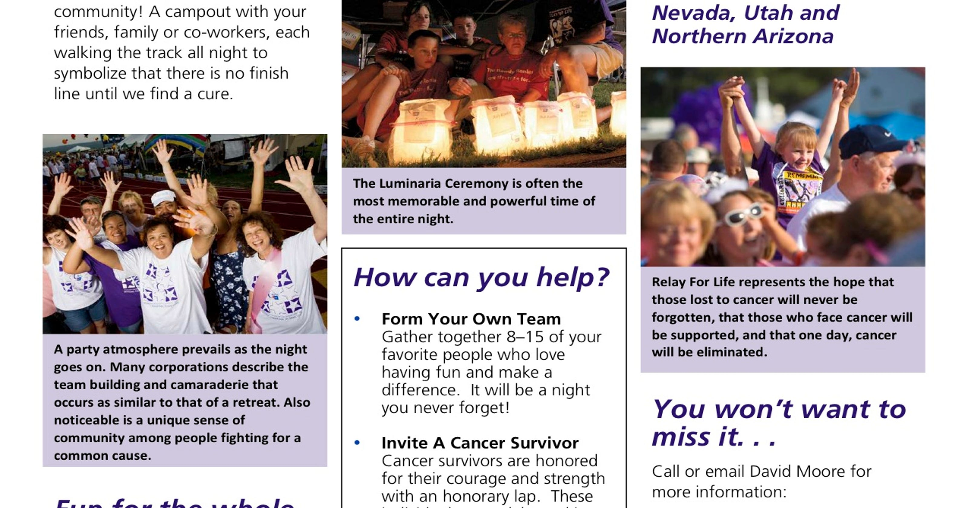 cancer survivors caregivers wanted