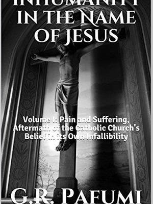 "A new book, ""Inhumanity in the name of Jesus,"" mentions Guam's clergy sex abuses cases."