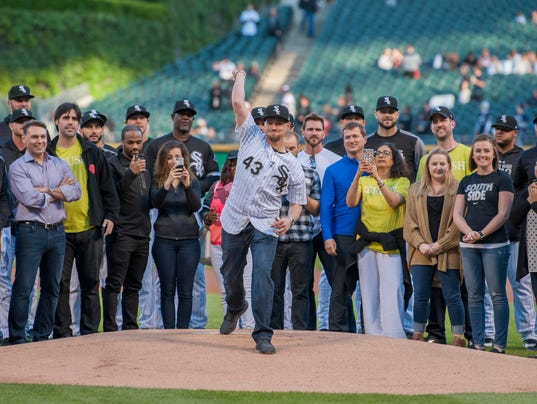 MLB: Milwaukee Brewers at Chicago White Sox