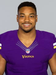 Redford Thurston's Eric Wilson made the Minnesota Vikings'
