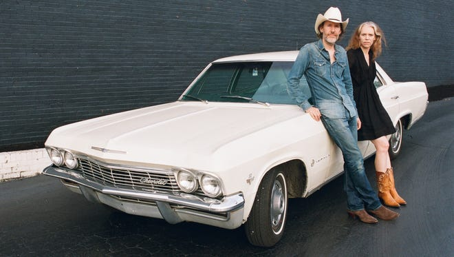 The Dave Rawlings Machine featuring Gillian Welch performs tonight at Higher Ground.