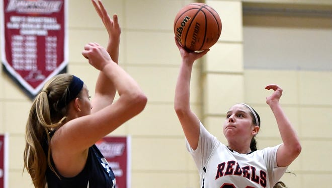 Michelle Sidor and Saddle River Day will play Pascack Valley in the Bergen County final.