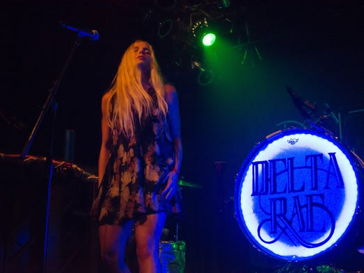 Delta Rae at Vinyl Music Hall with The Church Sisters