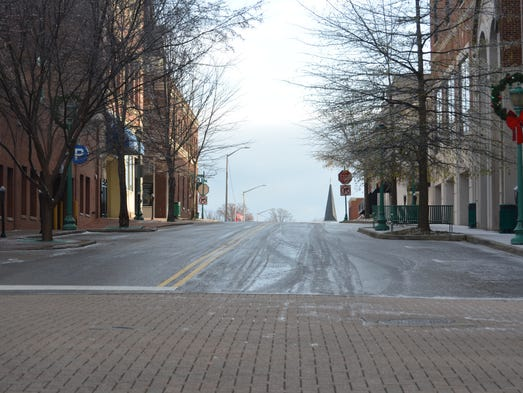 The National Weather Service has issued a winter weather