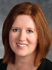 Rebecca Prehoda of Members 1st Federal Credit Union