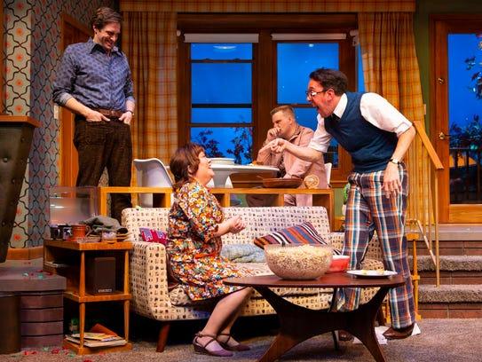 """The Nerd"" at George Street Playhouse."