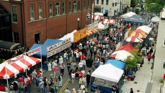 Main Street is one of the amenities that has made Franklin the nation's eighth fastest-growing city.