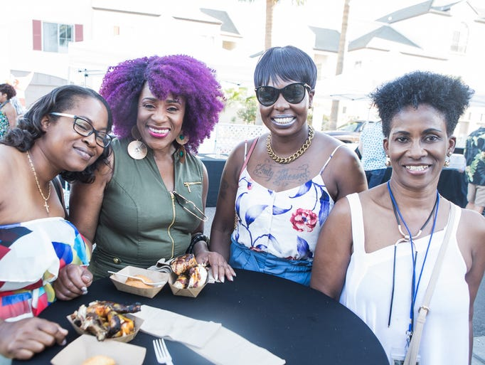 The Breadfruit & Rum Bar celebrated their 10-year anniversary