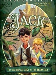 'Jack: The True Story of Jack & The Beanstalk' by Liesl Shurtliff