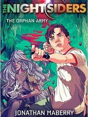 'The Nightsiders: The Orphan Army' by Jonathan Maberry