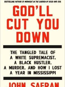 """God'll Cut You Down"" is the first book by Australian TV personality and documentarian by John Safran."