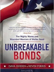 """Unbreakable Bonds"" tells the stories of 10 mothers who cared for adult chilren who were wounded in war."