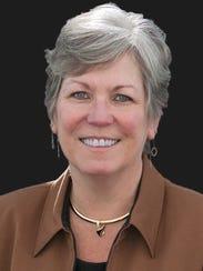 Patti Gartland, GSDC President.