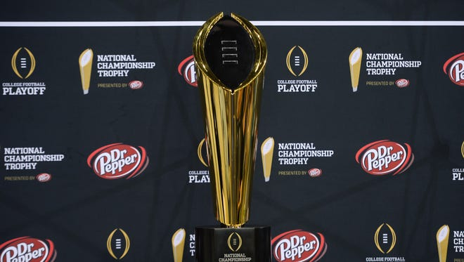 Jeff says a 16-team College Football Playoff would allow more teams from the Group of Five to have a shot to test their mettle against the Power Five conferences.