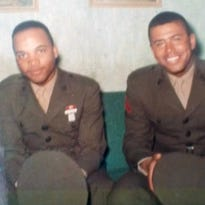 Augusta friends enlisted together. Both died in Vietnam