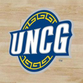 The UNCG men's basketball team went toe-to-toe against Southern Conference co-leader Chattanooga Saturday night on the road before falling 81-72.