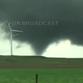 Raw: Tornado seen rolling across TX plains