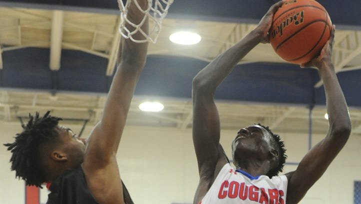 Lubbock Coronado cruises past Abilene Cooper in boys basketball