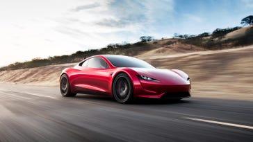 Payne: It's a bird, it's a plane, it's Tesla Roadster