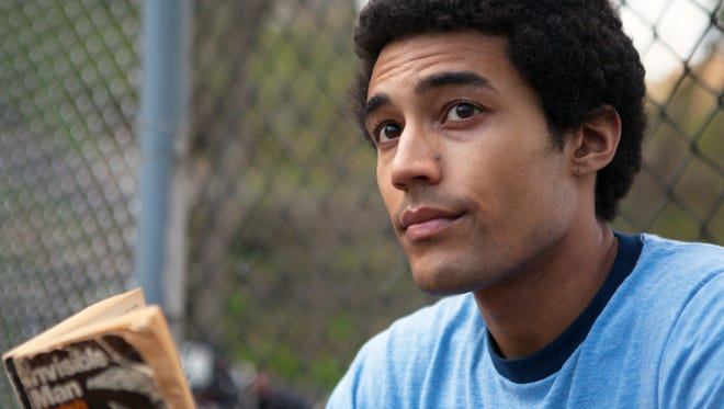 "Devon Terrell plays a young Barack Obama in ""Barry."""
