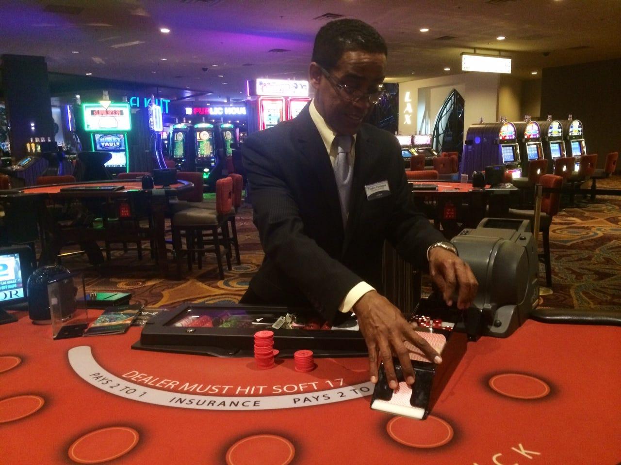 Craps lessons downtown vegas stoney nakoda casino poker