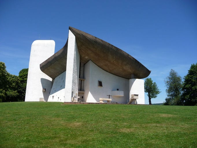 Built by French-Swiss architect Le